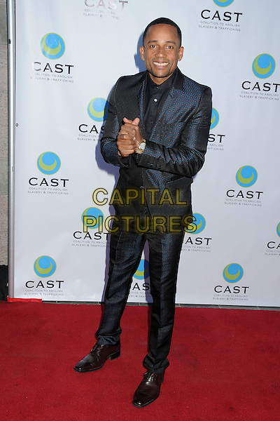 29 May 2014 - Los Angeles, California - Hill Harper. 16th Annual &quot;From Slavery to Freedom&quot; Gala Event held at The Skirball Center.  <br /> CAP/ADM/BP<br /> &copy;Byron Purvis/AdMedia/Capital Pictures