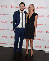 LAS VEGAS, NV - March 27: Rising Stars of 2014 Award winners Jack Reynor and Nicola Peltz at the CinemaCon Big Screen Achievement Awards on March 27, 2014 in Las Vegas, Nevada. © Kabik/ Starlitepics