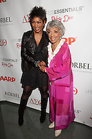 NEW YORK, NY - NOVEMBER 14: Angela Bassett and Ruby Dee at the 'Life's Essentials With Ruby Dee' screening at The Schomburg Center for Research in Black Culture on November 14, 2012 in New York City. Photo by Diego Corredor/MediaPunch Inc. /NortePhoto