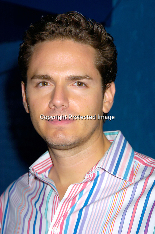 Paul Anthony Stewart ..at the Triad for a performance by Paul Anthony Stewart and ..Saundra Santiago on October 9, 2004. This event raised money to fight the  disease Myositis, which Nancy St Alban's mother has. Photo by Robin Platzer, Twin Images....