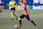 Atletic de Bilbao's Iker Muniain during the match of La Liga between Leganes and Athletic Club at Butarque Stadium  in Madrid , Spain. January  14, 2017. (ALTERPHOTOS/Rodrigo Jimenez)