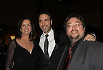 One Live To Live head writer Ron Carlivati nominated with writers Melissa Salmon and Scott Sickles at The 63rd Annual Writers Guild Awards on Sarturday, February 5, 2011 at the AXA Equitable Center, New York City, New York. (Photo by Sue Coflin/Max Photos)