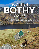 BNPS.co.uk (01202 558833)<br /> Pic: GeoffAllan/BNPS<br /> <br /> Wilderness walks - new book takes you down paths less travelled in the beautiful Scottish highlands.<br /> <br /> The stunning photos reveal Scotland's best remote walks, and also provide a rudimentary roof over your head at the end of the day. <br /> <br /> Geoff Allan has spent over 30 years travelling the length and breadth of the scenic country, passing through idyllic and untouched landscapes.<br /> <br /> The routes he has selected feature secret beaches, secluded glens, hidden caves and mountains.<br /> <br /> They also include bothies - remote mountain huts - which provide overnight shelter in the wilderness.<br /> <br /> Geoff has listed his top 28 trails complete with GPS maps and descriptions in his book Scottish Bothy Walks.