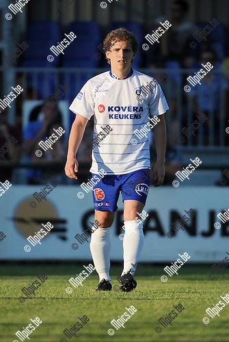 2015-07-01 / Voetbal / seizoen 2015-2016 / KSK Heist / Thorben Jansen<br /><br />Foto: Mpics.be