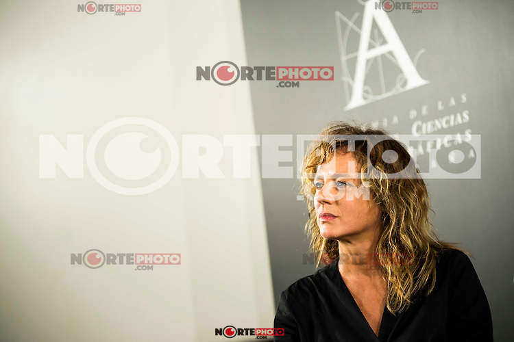 Spanish actress Emma Suarez after the reading of the selected movie to represent Spain at the Oscars for Julieta in Madrid. September 07, 2016. (ALTERPHOTOS/Borja B.Hojas)