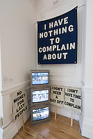 I HAVE NOTHING TO COMPLAIN Series, Yan Lu, Visual Communication, 2016