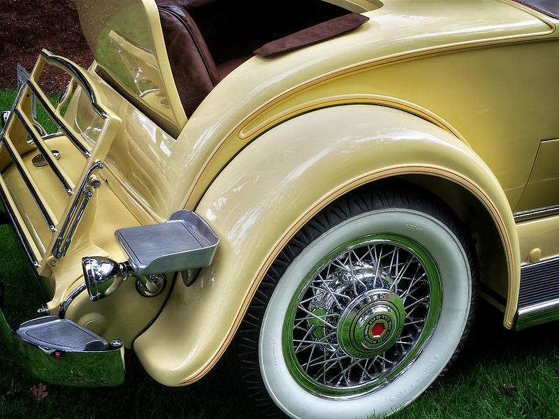 1932 Packard. Oregon
