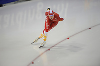 SCHAATSEN: GRONINGEN: Sportcentrum Kardinge, 02-02-2013, Seizoen 2012-2013, Gruno Bokaal, Marije Joling, ©foto Martin de Jong