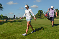 Jessica Korda (USA) heads to 3 during round 1 of the 2018 KPMG Women's PGA Championship, Kemper Lakes Golf Club, at Kildeer, Illinois, USA. 6/28/2018.<br /> Picture: Golffile | Ken Murray<br /> <br /> All photo usage must carry mandatory copyright credit (&copy; Golffile | Ken Murray)