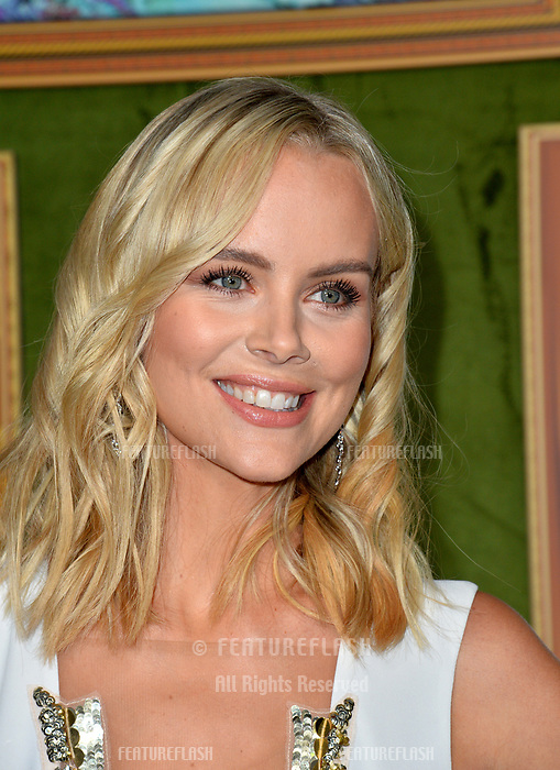 LOS ANGELES, CA. October 04, 2018: Helena Mattsson at the Los Angeles premiere for &quot;My Dinner With Herve&quot; at Paramount Studios.<br /> Picture: Paul Smith/Featureflash