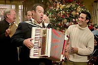 Christmas with the Kranks (2004) <br /> Dan Aykroyd, Austin Pendleton, Patrick Breen, Tom Poston &amp; Ren&eacute; Lavan  <br /> *Filmstill - Editorial Use Only*<br /> CAP/KFS<br /> Image supplied by Capital Pictures