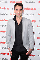 Elliot Van Emden at the Inside Soap Awards 2017 held at the Hippodrome, Leicester Square, London, UK. <br /> 06 November  2017<br /> Picture: Steve Vas/Featureflash/SilverHub 0208 004 5359 sales@silverhubmedia.com