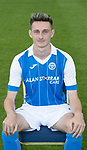 St Johnstone FC Season 2017-18 Photocall<br />Scott Tanser<br />Picture by Graeme Hart.<br />Copyright Perthshire Picture Agency<br />Tel: 01738 623350  Mobile: 07990 594431