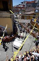 20140621 CRONACA:PAPA FRANCESCO A CASSANO ALL'IONIO E A SIBARI