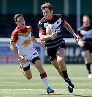 Broncos No 1 action during the U19's game between London Broncos and Catalans at Ealing Trailfinders, Ealing, on Sun May 1, 2016