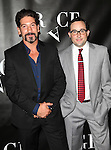 Jon Bernthal and PJ Byrne attending the Opening Night Performance of 'Grace' at the Cort Theatre in New York City on 10/4/2012.