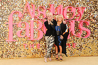 Joanna Lumley and Jennifer Saunders<br /> arrives for the World Premiere of &quot;Absolutely Fabulous: The Movie&quot; at the Odeon Leicester Square, London.<br /> <br /> <br /> &copy;Ash Knotek  D3137  29/06/2016