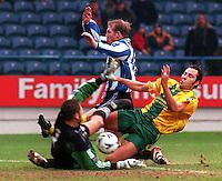 Sheffield Wednesday v Stockport 23/1/98