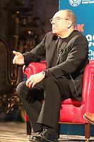 NAPOLI, ITALIA, 25.02.2017 - CARLO-VERDONE - O ator e diretor italiano Carlo Verdone durante coletiva de imprensa na Reggia di Caserta em Napoli na Italia neste sábado, 25. (Foto: Salvatore Esposito/Brazil Photo Press)