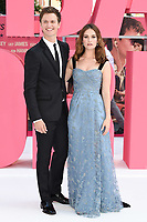 Ansel Elgort &amp; Lily James at the European premiere for &quot;Baby Driver&quot; at Cineworld in London, UK. <br /> 21 June  2017<br /> Picture: Steve Vas/Featureflash/SilverHub 0208 004 5359 sales@silverhubmedia.com