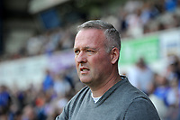 Ipswich Town's manager Paul Lambert <br /> <br /> Photographer Hannah Fountain/CameraSport<br /> <br /> The EFL Sky Bet Championship - Ipswich Town v Swansea City - Monday 22nd April 2019 - Portman Road - Ipswich<br /> <br /> World Copyright © 2019 CameraSport. All rights reserved. 43 Linden Ave. Countesthorpe. Leicester. England. LE8 5PG - Tel: +44 (0) 116 277 4147 - admin@camerasport.com - www.camerasport.com