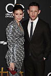 BEVERLY HILLS, CA - NOVEMBER 05: Actor Kate Mara (L) and honoree/actor Jamie Bell attend the 21st Annual Hollywood Film Awards at The Beverly Hilton Hotel on November 5, 2017 in Beverly Hills, California.