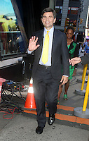NEW YORK, NY - AUGUST 13, 2012:  George Stephanopoulos host of Good Morning America in New York City. © RW/MediaPunch Inc.