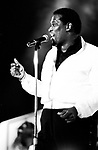Luther Vandross 1982..© Chris Walter..