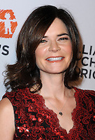 BEVERLY HILLS, CA - APRIL 7:  Betsy Brandt at The Alliance for Children's Rights 22nd Annual Dinner at the Beverly Hilton Hotel on April 7, 2014 in Beverly Hills, California. PG213/MPI/Starlitepics