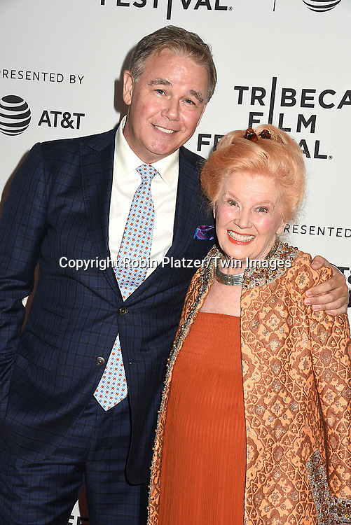 Spencer Garrett and his mother Kathleen Nolan attend the Dog Years&quot; screening at the Tribeca Film Festival on April 22, 2017 at Cinepolis Chelsea in New York, New York, USA.<br /> <br /> photo by Robin Platzer/Twin Images<br />  <br /> phone number 212-935-0770