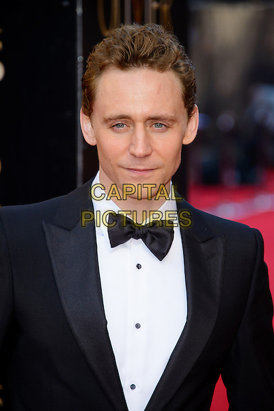 LONDON, ENGLAND - APRIL 13: Tom Hiddleston attends the Olivier Awards 2014 at the Royal Opera House on April 13, 2014 in London, England. <br /> CAP/CJ<br /> &copy;Chris Joseph/Capital Pictures
