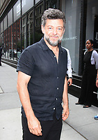 NEW YORK, NY - JULY 11: Andy Serkis at AOL Build promoting War For The Planet of The Apes in New York City on July 11, 2017. Credit: RW/MediaPunch