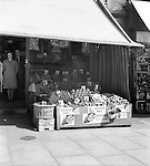 Greengrocer, London 1940s