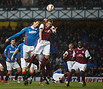 Bilel Mohsni and Ricky Little