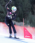 10.03.2012, La Molina, Spain. LG Snowboard FIS Wolrd Cup 2011-2012. Men's parallel giant slalom. Picture show Aaron March ITA