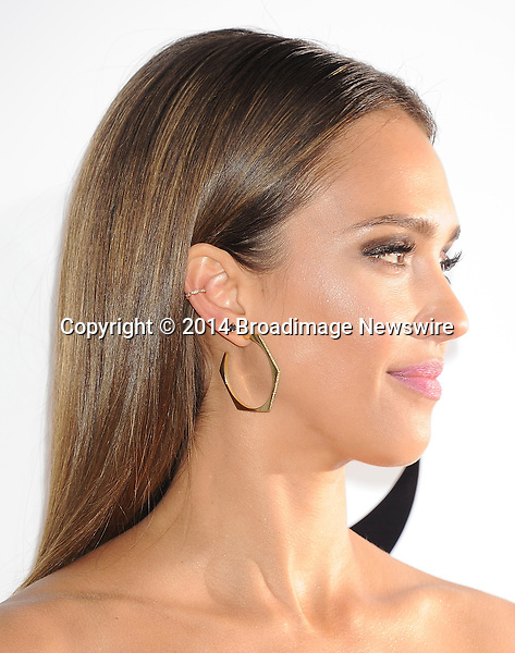 Pictured: Jessica Alba<br /> Mandatory Credit &copy; Gilbert Flores /Broadimage<br /> 2014 People's Choice Awards <br /> <br /> 1/8/14, Los Angeles, California, United States of America<br /> Reference: 010814_GFLA_BDG_148<br /> <br /> Broadimage Newswire<br /> Los Angeles 1+  (310) 301-1027<br /> New York      1+  (646) 827-9134<br /> sales@broadimage.com<br /> http://www.broadimage.com