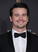 10 September  2017 - Los Angeles, California - Jason Ritter. 2017 Creative Arts Emmys - Arrivals held at Microsoft Theatre L.A. Live in Los Angeles. <br /> CAP/ADM/BT<br /> &copy;BT/ADM/Capital Pictures