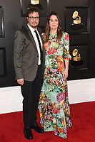 LOS ANGELES - JAN 26:  Natalie Hemby, Mike Wrucke at the 62nd Grammy Awards at the Staples Center on January 26, 2020 in Los Angeles, CA