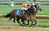 Donoharm winning at Delaware Park on 10/1/12