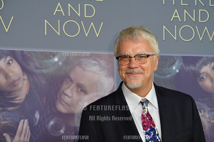 Tim Robbins at the premiere for HBO's &quot;Here and Now&quot; at The Directors Guild of America, Los Angeles, USA 05 Feb. 2018<br /> Picture: Paul Smith/Featureflash/SilverHub 0208 004 5359 sales@silverhubmedia.com