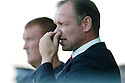 14/10/2006       Copyright Pic: James Stewart.File Name :jspa16_falkirk_v_st_mirren.FALKIRK MANAGER JOHN HUGHES WATCHES HIS SIDE AGAINST ST MIRREN....Payments to :.James Stewart Photo Agency 19 Carronlea Drive, Falkirk. FK2 8DN      Vat Reg No. 607 6932 25.Office     : +44 (0)1324 570906     .Mobile   : +44 (0)7721 416997.Fax         : +44 (0)1324 570906.E-mail  :  jim@jspa.co.uk.If you require further information then contact Jim Stewart on any of the numbers above.........