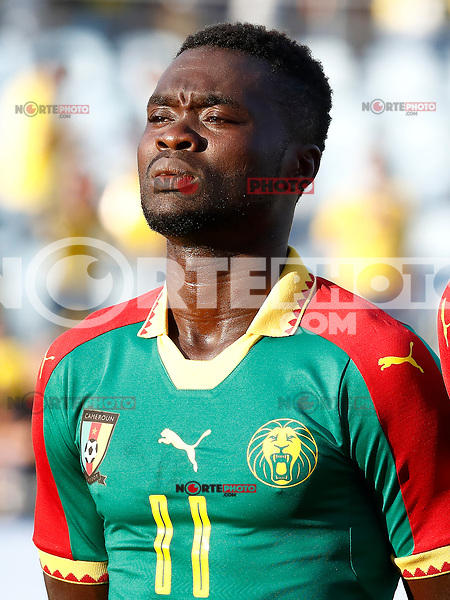Cameroon's Olivier Boumal during international friendly match. June 13,2017.(ALTERPHOTOS/Acero) (NortePhoto.com) (NortePhoto.com)