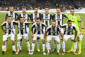 June 3rd 2017, National Stadium of Wales , Wales; UEFA Champions League Final, Juventus FC versus Real Madrid; the Juventus team pose for a photo before kick off