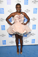 Laura Mvula<br /> at The Unicef UK Halloween Ball at One Embankment is raising vital funds to support Unicef's life-saving work for Syrian children in danger. To help Unicef keep children safe and warm this winter visit unicef.org.uk/halloweenball <br /> <br /> <br /> ©Ash Knotek  D3178  13/10/2016