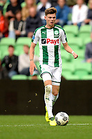 GRONINGEN - Voetbal, FC Groningen - VVV Venlo,  Eredivisie , Noordlease stadion, seizoen 2017-2018, 10-09-2017,   FC Groningen speler Django Warmerdam