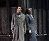 La Boheme<br /> by Giacomo Puccini <br /> translation by Amanda Holden <br /> conductor Gianluca Marciano<br /> directed by Jonathan Miller<br /> revival director Natascha Metherell<br /> <br /> at the London Coliseum, London, Great Britain <br /> rehearsal <br /> 27th October 2014 <br /> <br /> Angel Blue as Mimi <br /> David Butt Philip as Rodolfo <br /> <br /> <br /> <br /> Photograph by Elliott Franks