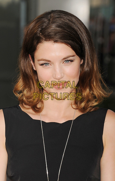 Lucy Griffiths.'True Blood' Season 5 Los Angeles Premiere at ArcLight Cinemas Cinerama Dome, Hollywood, California, USA..May 30th, 2012.headshot portrait necklace black sleeveless    .CAP/ROT/TM.© TM/Roth/Capital Pictures