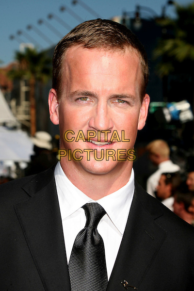 PEYTON MANNING.2007 ESPY Awards - Arrivals at the Kodak Theatre, Hollywood, California, USA..July 11th, 2007.headshot portrait .CAP/ADM/BP.©Byron Purvis/AdMedia/Capital Pictures