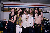 BLACK CROWES, LOCATION, 1990, NEIL ZLOZOWER