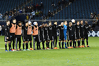 Sporting Kansas City vs D.C. United, March 31, 2018